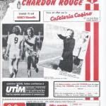 Le Nouveau Chardon Rouge n°16 saison 84/85