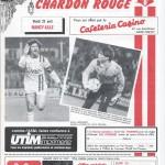 Le Nouveau Chardon Rouge n°17 saison 84/85