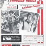 Le Nouveau Chardon Rouge n°18 saison 84/85