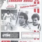 Le Nouveau Chardon Rouge n°19 saison 84/85