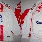 Maillot championnat domicile porté/préparé (André Luiz) - Saison 2006-2007