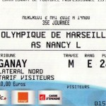 Billet Marseille-Nancy - Saison 2011-2012 - L1 (35e j., 02/05/2012)