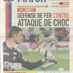 Programme Lyon-Nancy - Saison 2006-2007 - L1 (11e j., 29/10/2006)