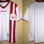 Maillot vintage collector Nancy-Brest – Saison 2004-2005