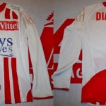 Championnat domicile porté/préparé (Pape Diakhaté) - Saison 2005-2006 [Collection privée d'ASNL-Infos (Officiel)]