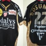 Maillot championnat extérieur porté/préparé (Tosin Dosunmu) - Saison 2006-2007 [Collection privée ASNL54600]