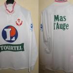 Maillot championnat domicile sans numéro - Saison 1994-1995