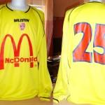 Maillot équipe réserve (CFA) porté/préparé  - Saison 2006-2007 ? [Collection privée Jumeaudf]