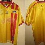 Maillot réplica extérieur - Saison 2001-2002