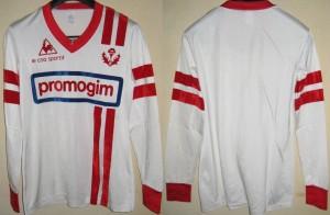 Maillot réplica domicile – Saison 1979-1980