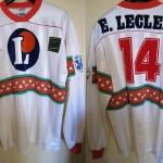 Maillot championnat domicile porté/préparé - Saison 1991-1992 [Collection privée Kyoto]