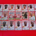 Panini stickers 2012-2013 (Collection ASNL Infos)