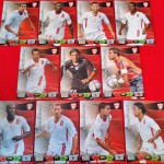 Panini ADRENALYN 2010-2011 (Collection ASNL Infos)