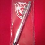 Stylo personnalisé ASNL (Collection : ASNL-infos)