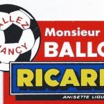 Autocollant Ricard ASNL