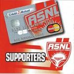 Autocollant commercial ASNL