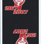 Jeu de tarot ASNL - spécial 40 ans du club
