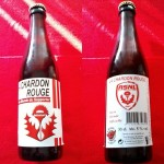 Biere Chardon rouge ASNL 2013-2014  (Collection : ASNL-infos)