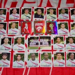 Stickers Panini ASNL 2008-2009 (Collection ASNL-Infos)