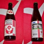 Biere chardon rouge ASNL (Collection : ASNL-infos)