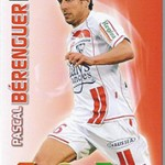 collection Adrenalyn Panini Foot Berenguer