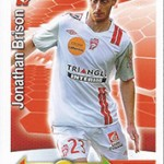 collection Adrenalyn Panini Foot Brison