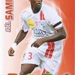 collection Adrenalyn Panini Foot Sami 3