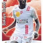 collection Adrenalyn Panini Foot Traore