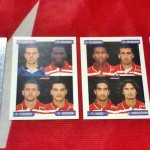 Stickers Panini ASNL 2001-2002 (Collection ASNL-infos)