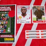 Set transfert Panini ASNL 2012-2013 (Collection ASNL-Infos)