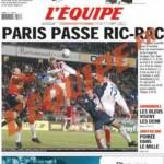 L'Équipe (28/01/2002)