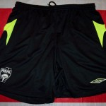 Short ASNL Gardien 2010-2013 (Collection ASNL-infos)