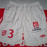 Short porté Joel Sami 2012-2013  (Collection : ASNL-Infos)