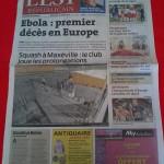 ER du 13 Aout 2014 - Nancy 2-1 Le Havre (CDL)
