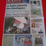 ER du 10 Aout 2014 - Louis à Liège