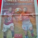Supplément Est Républicain du 24 Septembre 2013 pour Metz-Nancy