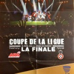 Affiche Nancy-Nice - Saison 2005-2006 - Coupe de la Ligue (finale, Stade de France, 22/04/2006)