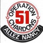 Autocollant Opération 51 Chardons
