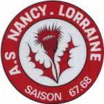 Autocollant - Saison 1967-1968