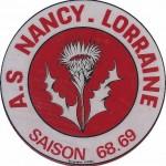 Autocollant - Saison 1968-1969