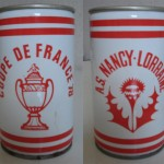 Pot à crayons ASNL Coupe de France 1978