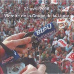 CD audio FBSL - Coupe de Ligue 2006