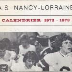 Calendrier 1972 1973