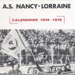 Calendrier 1974 1975