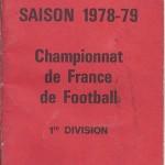 Calendrier 1978 1979