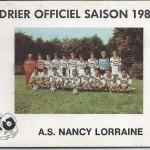 Calendrier 1982 1983