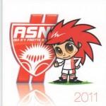 Calendrier ASNL 2011