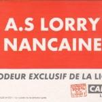 Carte postale Canal+ ASNL