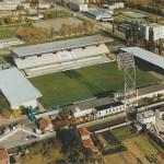 Carte postale stade Picot - 1990