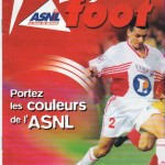 Catalogue ASNL - Saison 1999-2000